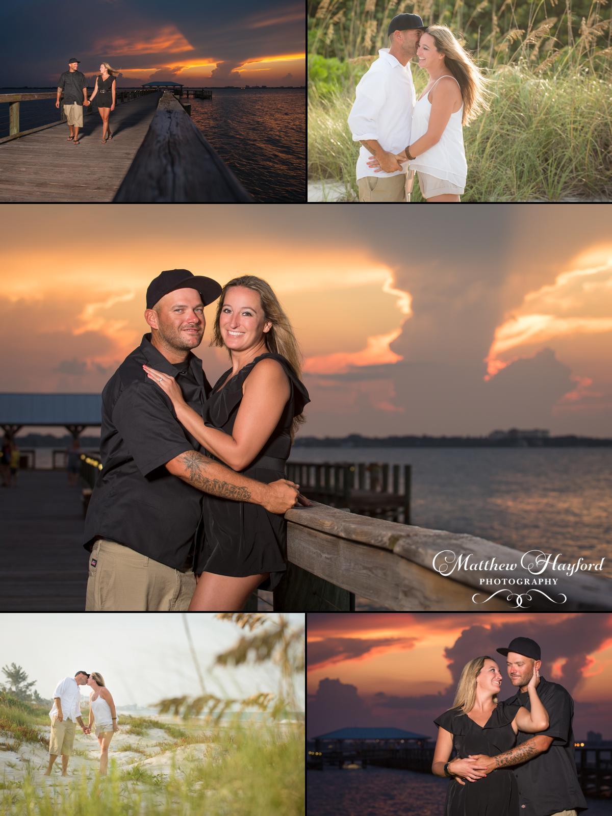 Melbourne Florida Engagement Photos